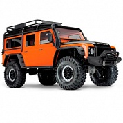 TRAXXAS TRX-4 Land Rover Defender 4WD Adventure Edition Crawler (1:10)