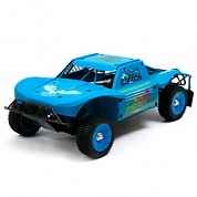 30°N DTT-7S Blue Graffiti 4WD Short-Course (1:5)
