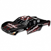 Корпус Traxxas Body Slash 4x4 Mike Jenkins #47 (2014 paint) (1:10)