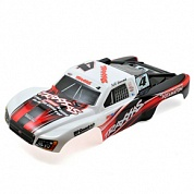 Корпус Traxxas Body Slash 4x4 Jeff Kincaid (1:10)