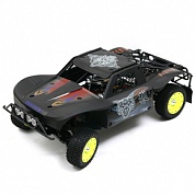 30°N DTT-7S Black Graffiti 4WD Short-Course (1:5)