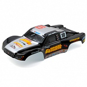 Корпус Traxxas Body Slash 4x4 Greg Adler, 4 Wheel Parts (1:10)