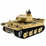 "Танк Taigen German Tiger 1 ""Тигр 1"" (Early version) 1:16"