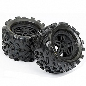 "Proline Big Joe 3.8"" (40 Series) All Terrain (2шт) hex17mm (1:8)"