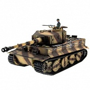 "Танк Taigen German Tiger 1 ""Тигр 1"" (Late version) 1:16"