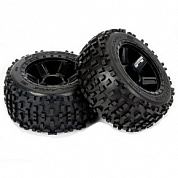 "Proline Badlands 3.8"" hex 17 mm Tires Mounted Колеса в сборе трак (1:8)"
