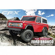 MST CFX Ford Bronco 4WD Trophy (1:10)
